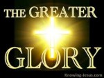 Pursuit of glory (Earthly Glory)