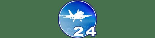 24 Blue