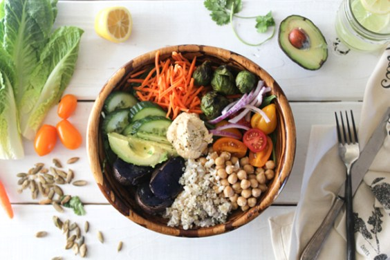Earth Day Nourish Bowl | Nutrition Stripped