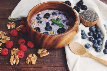 Breakfast Criminals Chia Bowl Recipe