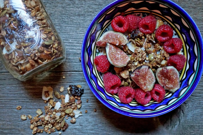 Chocolate Brazil Nut Granola - Breakfast Criminals