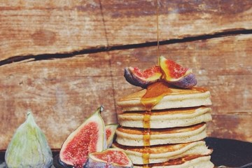 roadtoeverywhere pancake stack healthy