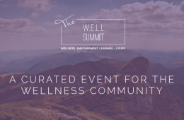 WELL Summit Wellness event in Boston