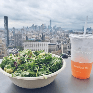 sweetgreen nyc