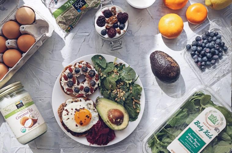 Whole Foods Market Instacart Delivery Healthy Breakfast Criminals