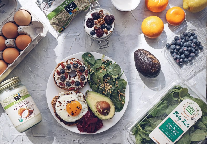 Whole Foods Market Instacart Delivery Healthy Breakfast Criminals