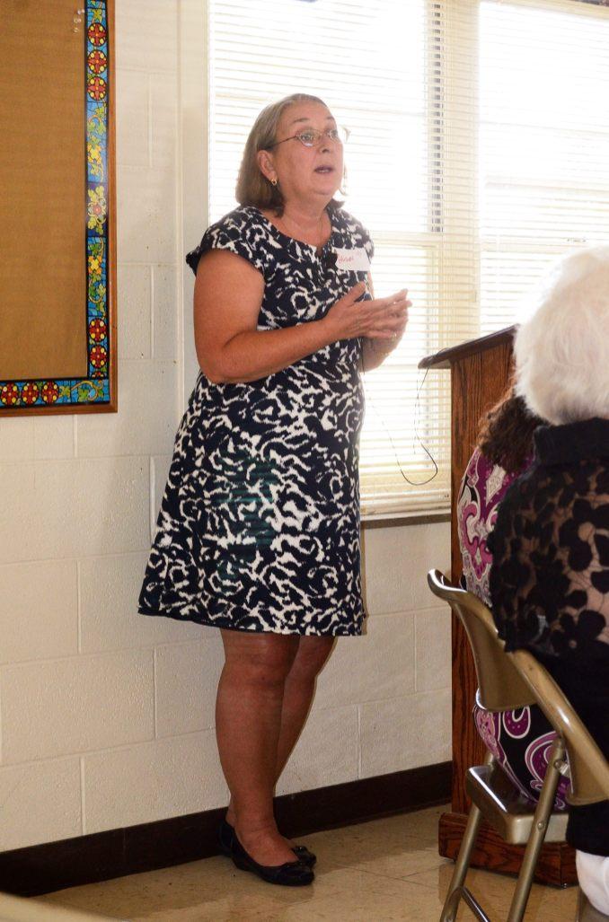 Rose Cottage Dedication - Speeches