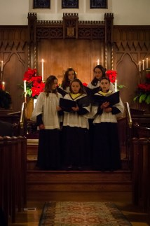 St. Cecilia Choir. Copyright © 2014 Gary Allman, all rights reserved.