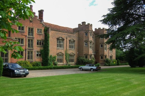 My old school, Hadham Hall, now closed and converted into an up-market housing estate. Copyright © 2007 Gary Allman, all rights reserved.