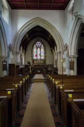 St. Nicholas' Church, Great Hormead