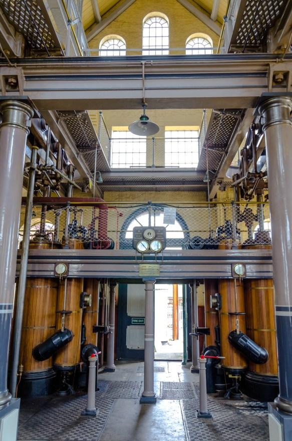 Eastney Beam Engine House