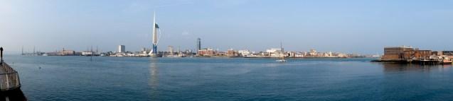 Portsmouth from Gosport