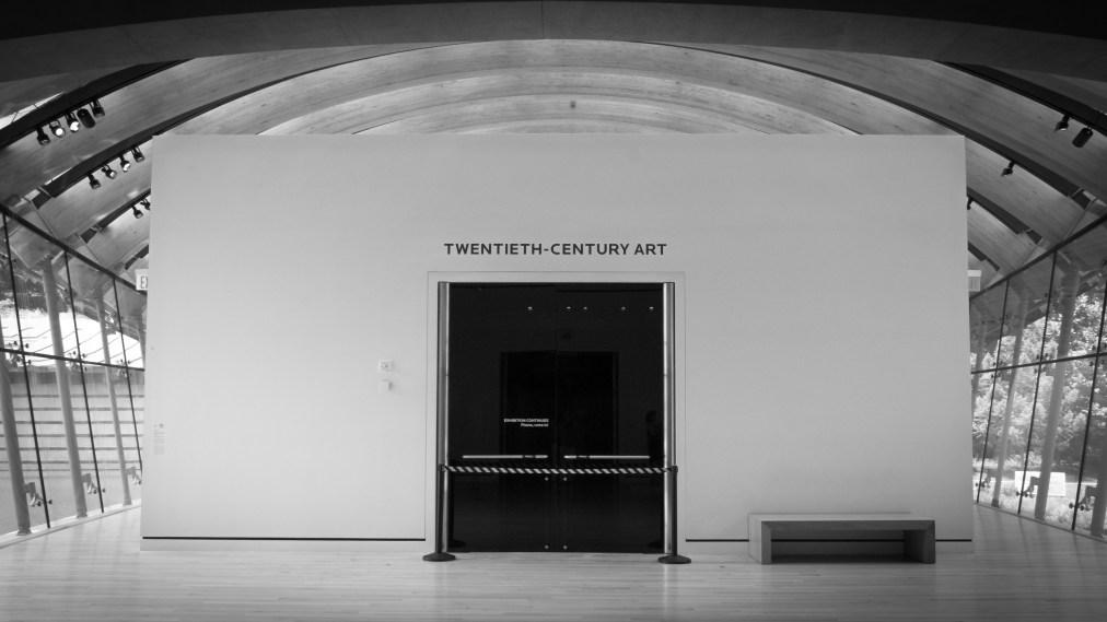 Twentieth Century Art Gallery at Crystal Bridges