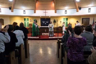 The Installation of Fr. Jos Tharakan at St. James' Episcopal Church, Springfield, MO
