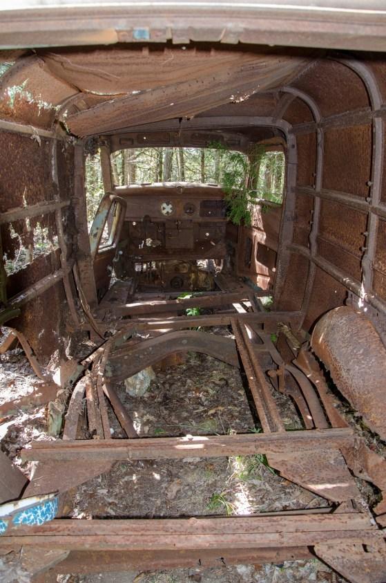 Busiek 1930s Dodge Humpback Panel Truck