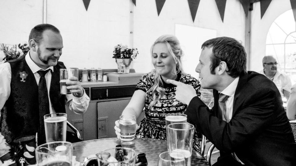 Ian, Gail and Rob