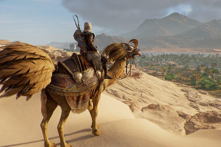 Assassins Creed Origins Comment Obtenir Le Chocobo Dans