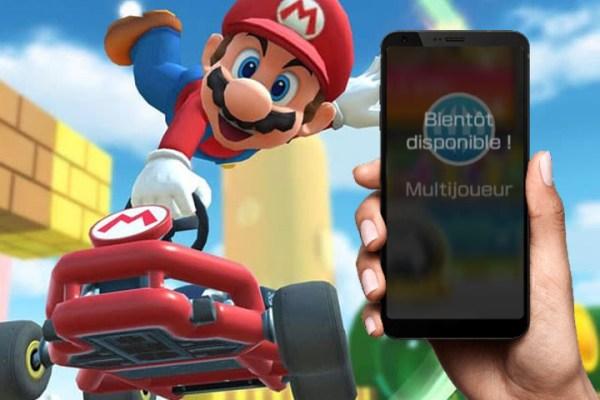 Mario Kart Tour : Multijoueur, quand sera-t-il disponible en 2020 ?
