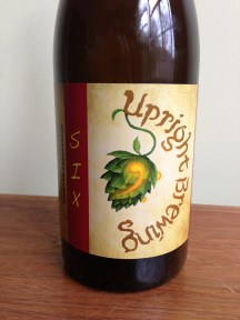 Upright Brewing Company Six