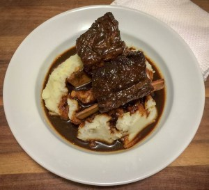 Sweet and Spicy Short Ribs