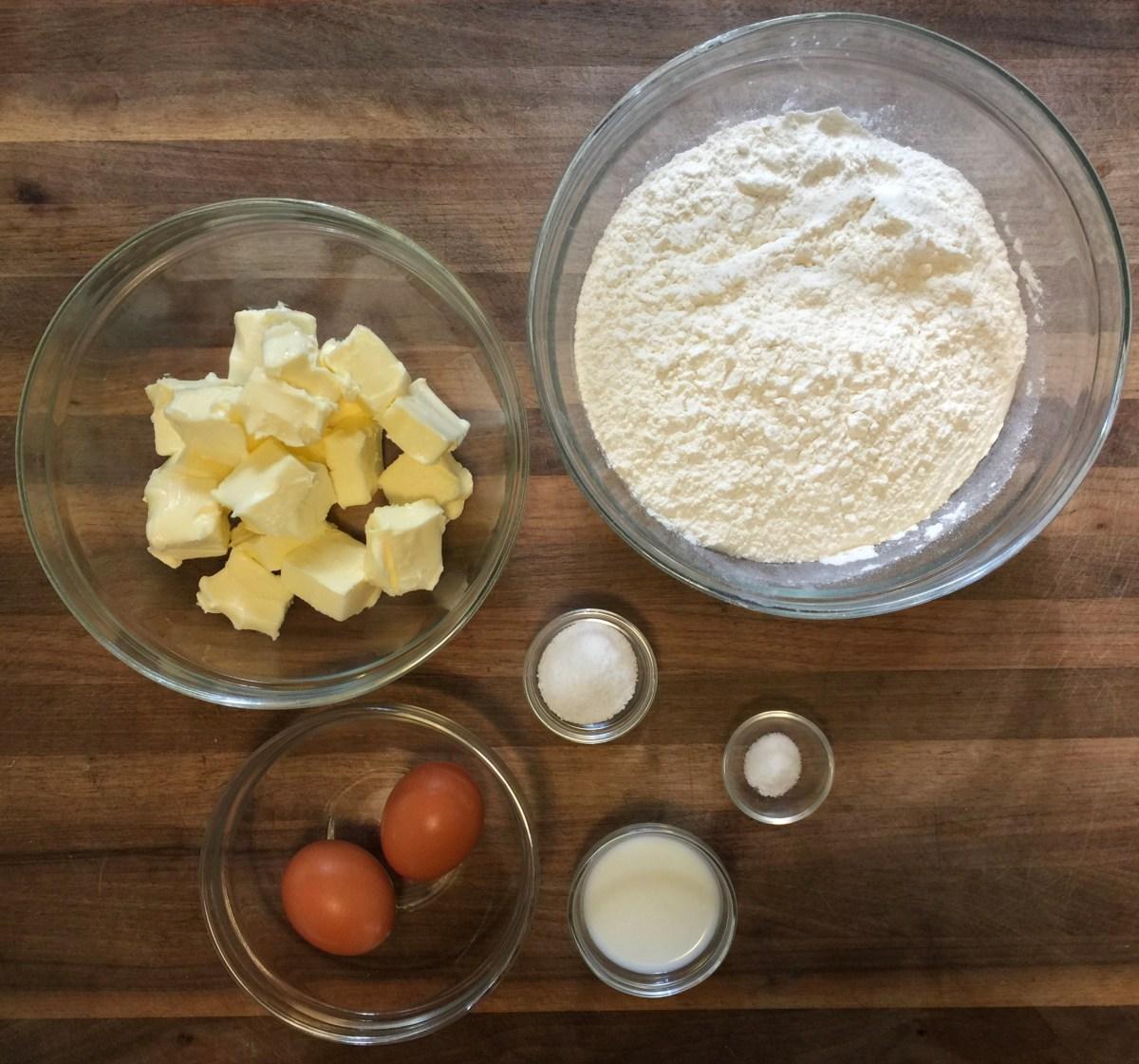 Pâte Brisée Pie Crust