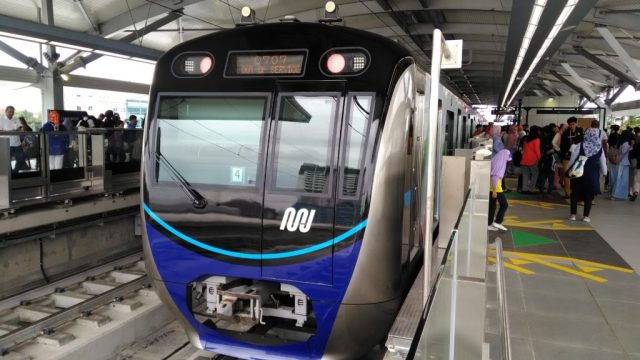 Indonesia Opens First Subway In Jakarta: Commences Extension Project   Breaking Asia