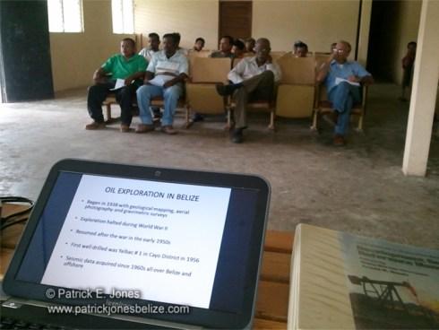 Village leaders consult (Toledo)