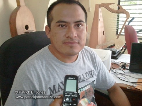 Pablo Mis (Coordinator, Maya Leaders Alliance)