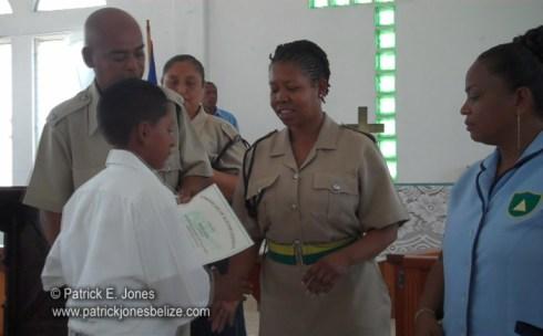 GREAT graduation (Corozal)