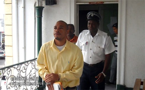 Deon Bruce (Faces extradition)