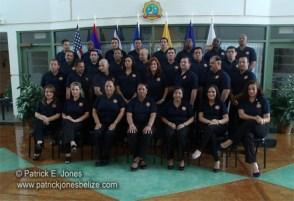 Regional law enforcement officers training