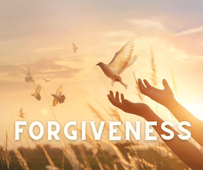 Forgiveness is Simple:  It's a Choice
