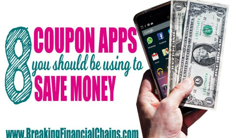 8 Mobile Coupon Apps You Should Be Using to Save Money