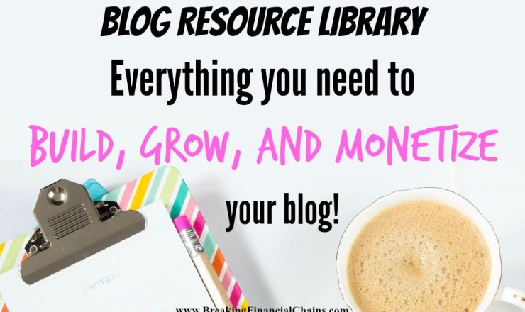 Blogging Resource Library