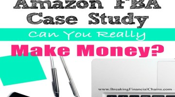 Amazon FBA Case Study: Can You Really Make Money? | Part 1