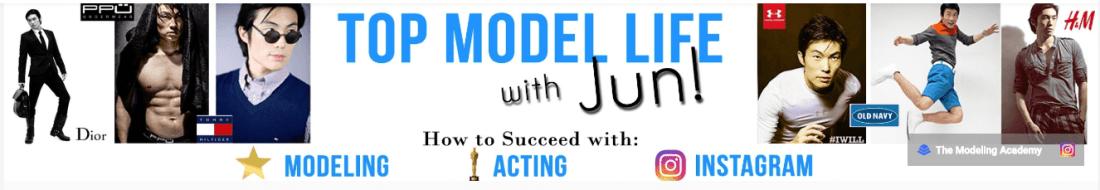 top model life youtube banner