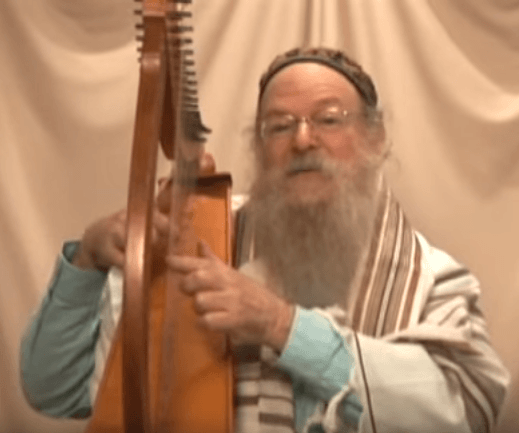 Rabbi David Louis (Photo: Temple Institute/YouTube screenshot)