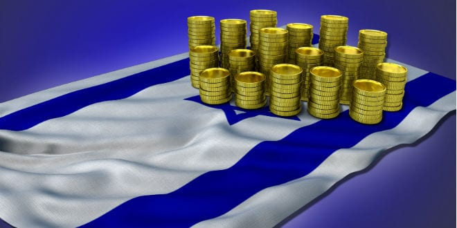 Foreign investment in Israel is on the rise despite BDS efforts. [Image: Shutterstock]
