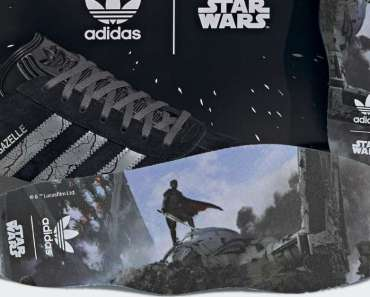 Adidas Star Wars: The Mandalorian Sneaker Collection Drops Today