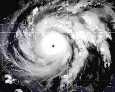 Hurricane Iota, now strongest hurricane of 2020, continues record-breaking year