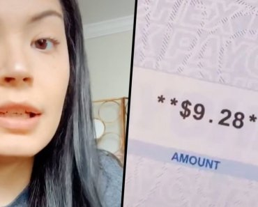 Mom's Paycheck Was Only $9.28 After Working Over 70 Hours as a Waitress