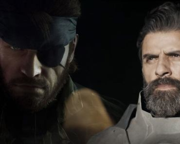 Oscar Isaac Joins Metal Gear Solid Movie As Solid Snake