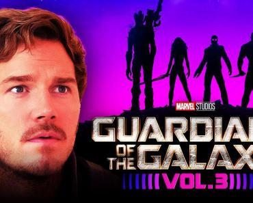 Chris Patt Confirms Guardians 3 Filming Start