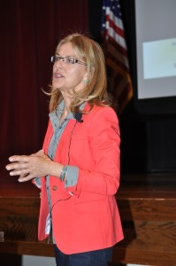 Lisa Frederiksen keynote speaker