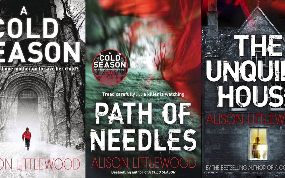 Interview with Alison Littlewood