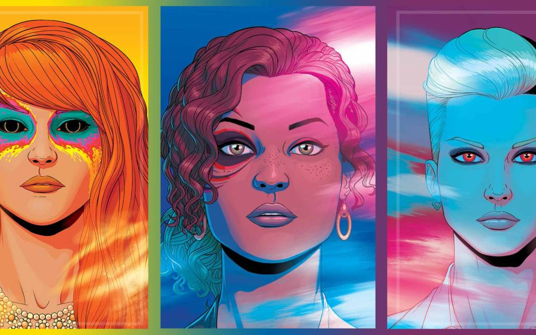 Kieron Gillen on gender and diversity in comics