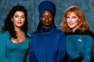 Women of Star Trek The Next Generation