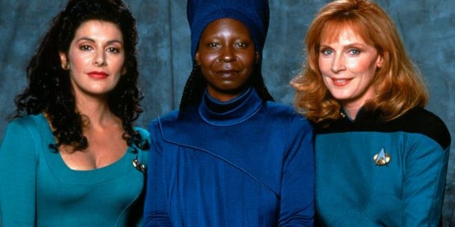 Women of Star Trek The Next Generation