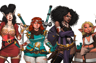 Rat Queens: The ultimate female questing party