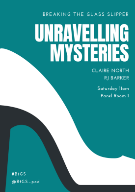 Unravelling mysteries: Con poster